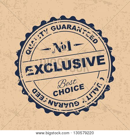Set Product Quality Stamps