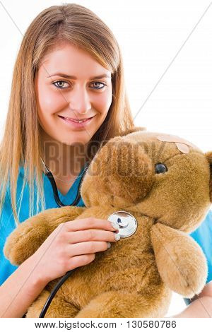 Friendly Pediatrician