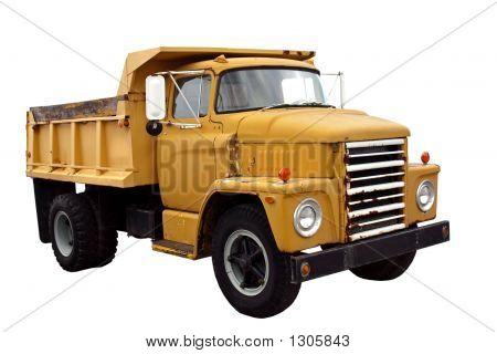 Municipal Dump Truck