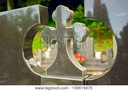Сross. Merry Christmas Card Thankful Adoration Glorify Peace Evangelical Hallelujah Blessing Amen Hope Religion concept
