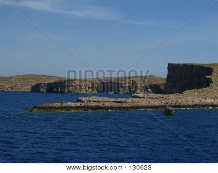 Island Comino, Malta