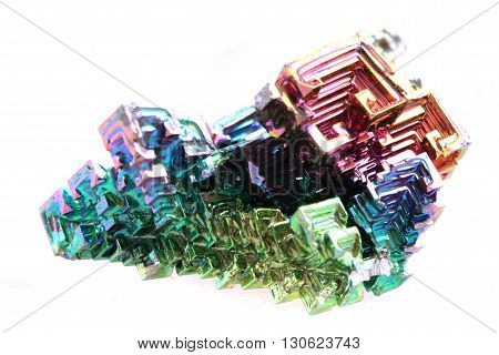 Bismuth - Rainbow Metal