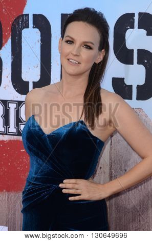 LOS ANGELES - MAY 20:  Carla Gallo at the Neighbors 2: Sorority Rising American Premiere at Village Theater on May 20, 2016 in Westwood, CA