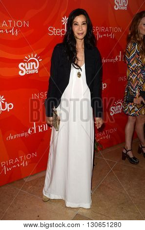 LOS ANGELES - MAY 20:  Lisa Ling at the Step Up Inspiration Awards at Beverly Hilton Hotel on May 20, 2016 in Beverly Hills, CA