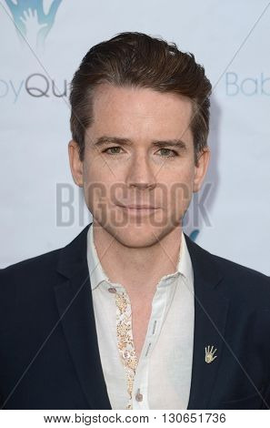 LOS ANGELES - MAY 19:  Christian Campbell at the BabyQuest Fundraiser Gala at Private Estate on May 19, 2016 in Toluca Lake, CA