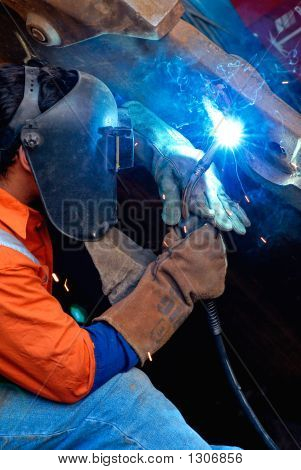 Industrial Welding