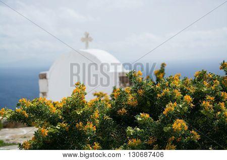 Saint Antonios Monestary, Paros, Greece