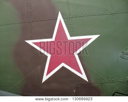 Military planes and helicopters on Stalin's Line