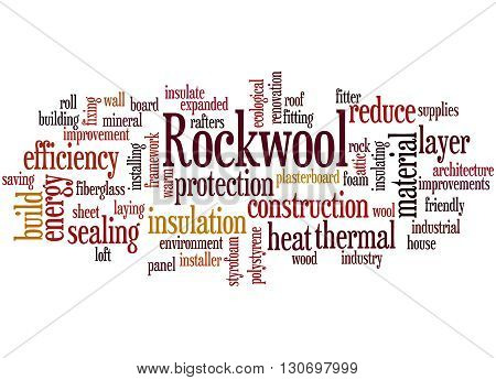 Rockwool, Word Cloud Concept 8