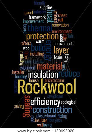 Rockwool, Word Cloud Concept 9