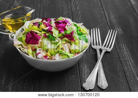 Salad Of Lettuce