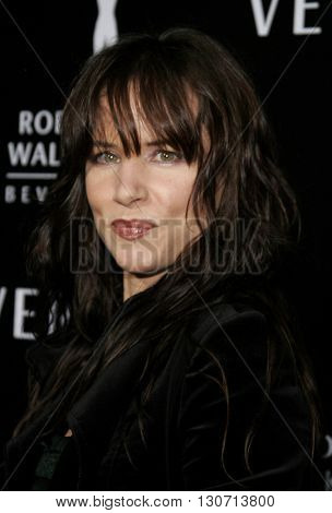Juliette Lewis at the Rodeo Drive Walk Of Style Award honoring Gianni and Donatella Versace held at the Beverly Hills City Hall in Beverly Hills, USA on February 8, 2007.