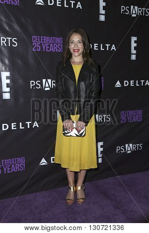 LOS ANGELES - MAY 20:  Mara Sokoloff at the PS Arts - The Party at NeueHouse Hollywood on May 20, 2016 in Los Angeles, CA