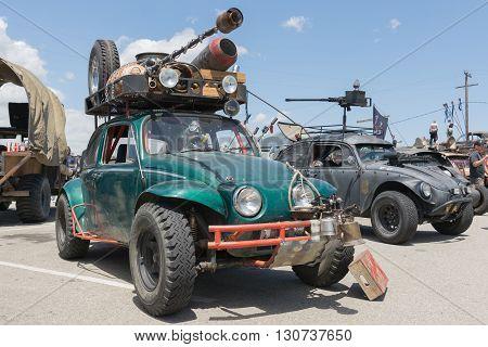 Volkswagen Beetle Post-apocalyptic Survival Vehicles