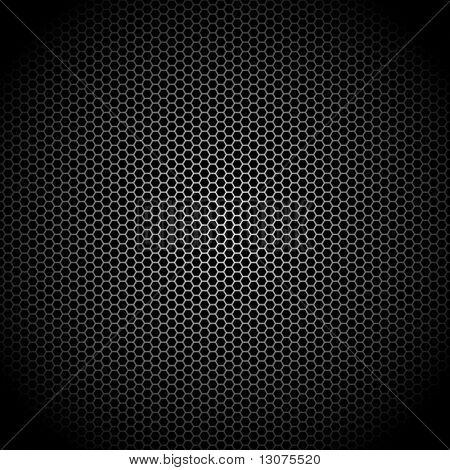 Speaker grille. Vector.