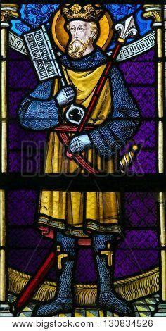 Stained Glass - Saint Ferdinand