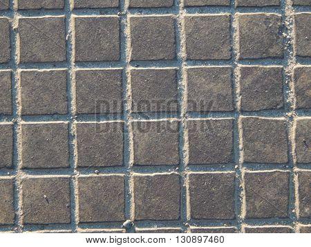 Paving bricks the texture construction for wallpaper