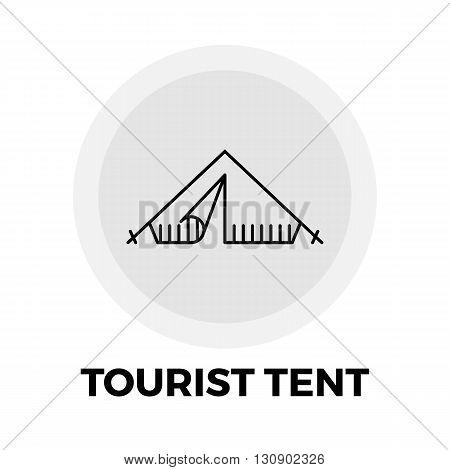 Tourist Tent Icon Vector. Tourist Tent Icon Flat. Tourist Tent Icon Image. Tourist Tent Icon Object. Tourist Tent Line icon.  Tourist Tent Icon JPEG. Tourist Tent Icon JPG. Tourist Tent Icon EPS