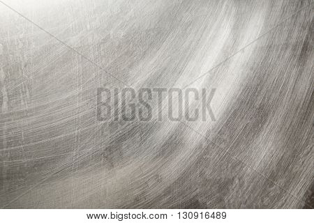 Steel Grey Scratchy Background