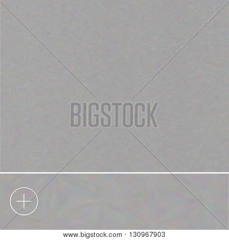 Multicolor shades of grey spots. Abstract background with gradient. Colorful noise, special effect. Colorful shades. Low poly art. Vector EPS10, not trace image, include mesh gradient only