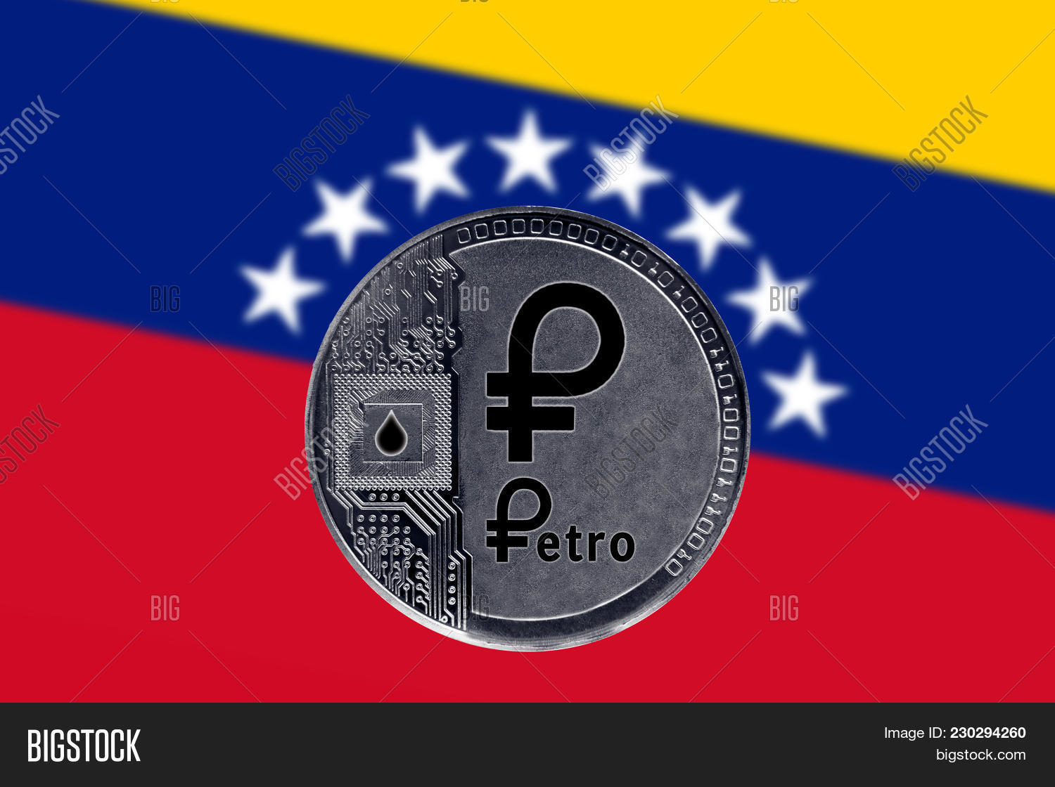 cryptocurrency petro coin