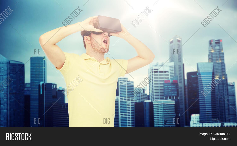3d Technology, Virtual Image & Photo (Free Trial) | Bigstock