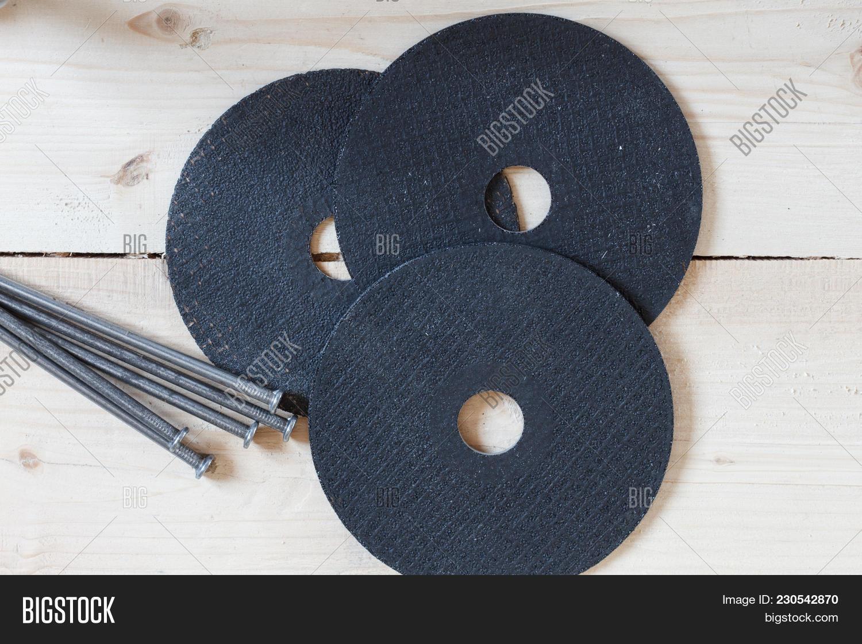 Cutting Circles Lie On Image Photo Free Trial Bigstock