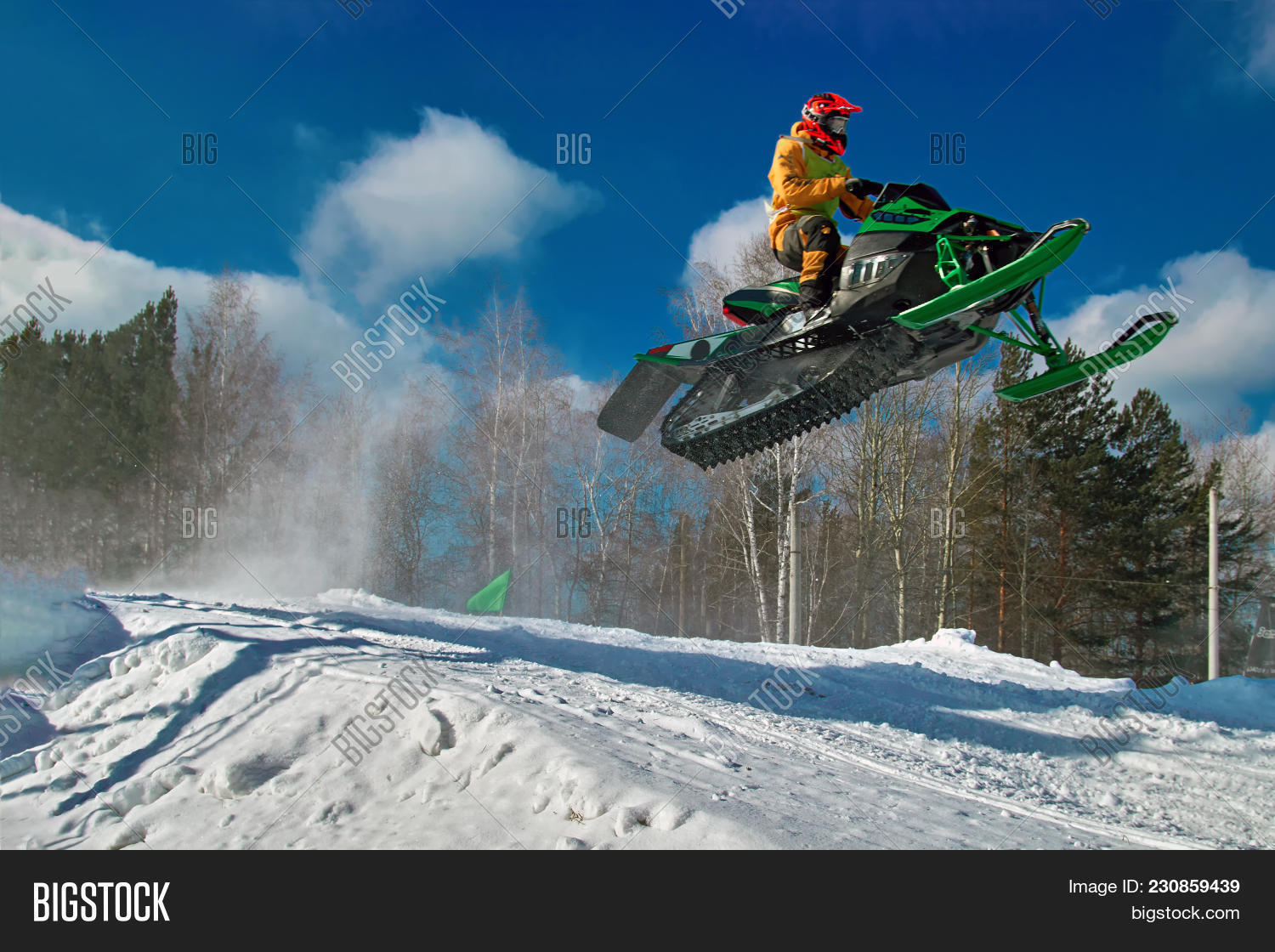 Big Green Sport Image & Photo (Free Trial) | Bigstock