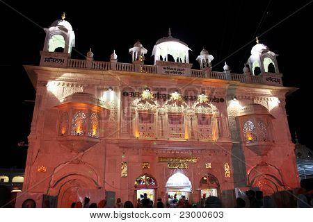 Hazur Sahib Gurudwara