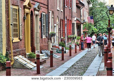 Old Philadelphia