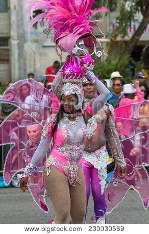 Carnival In Guadeloupe, Caribbean