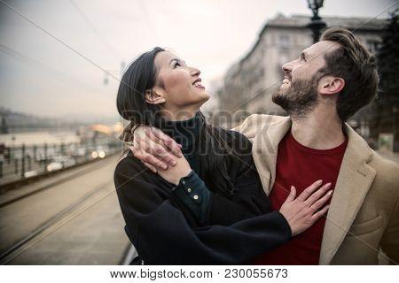 Enjoying time together