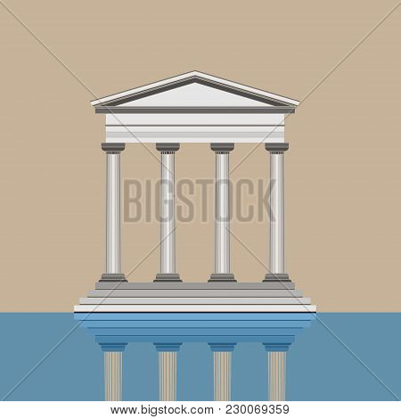 Classical Architecture, Cultural Monuments, Cultural Program Symbols. Popular Tourist Attractions. M