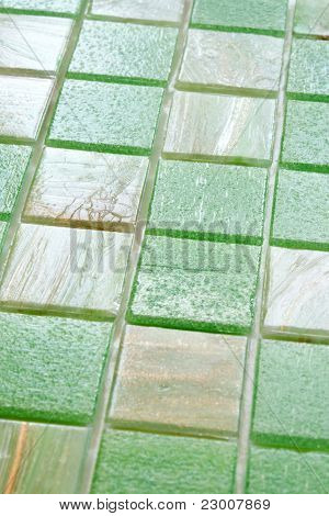 The Samples Of Collection Ceramic Tile