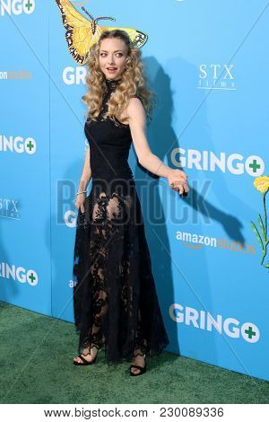LOS ANGELES - MAR 6:  Amanda Seyfried at the