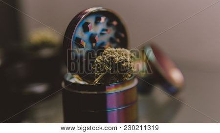 The Concept Of Medical Use Thc And Cbd
