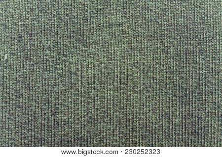 Shaded Spruce Texture Cotton Sack Sacking Country Background.