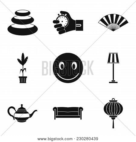 Hesitate Icons Set. Simple Set Of 9 Hesitate Vector Icons For Web Isolated On White Background