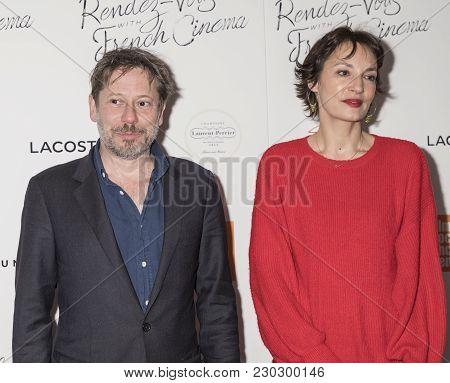 Mathieu Amalric, Jeanne Balibar