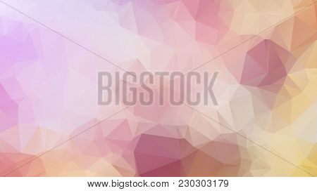 Abstract Background. Colorful Abstract Background For Design. Vector Template Pattern. Geometric Tri