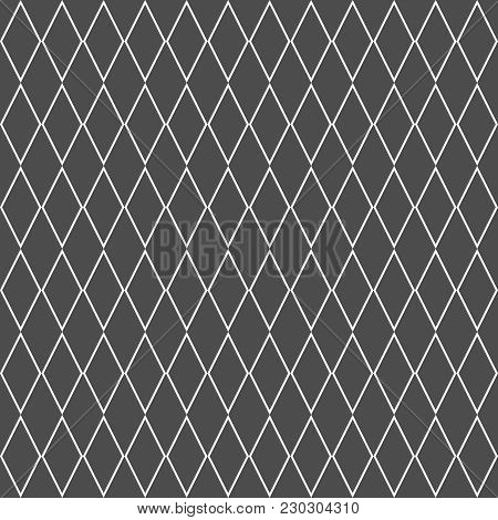 Tile White And Grey Vector Pattern For Seamless Decoration Wallpaper