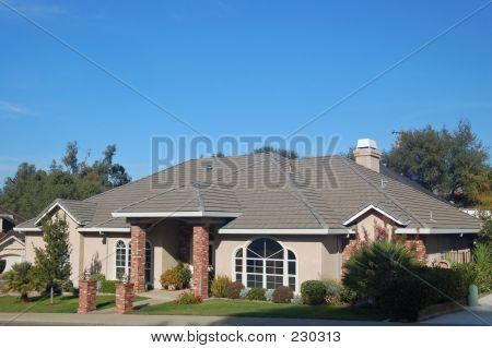 Nice House In The Suburbs