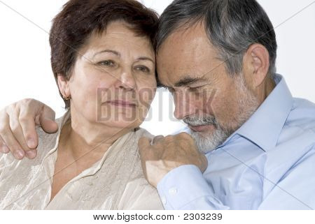 Sadenly Senior Couple