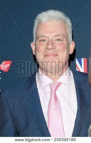 LOS ANGELES - MAR 2:  Neal Scanlan at the Film Is GREAT Reception Honoring British Oscar Nominees at the British Residence on March 2, 2018 in Los Angeles, CA