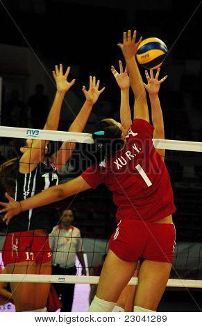 USA - CHINA Volleyball Match