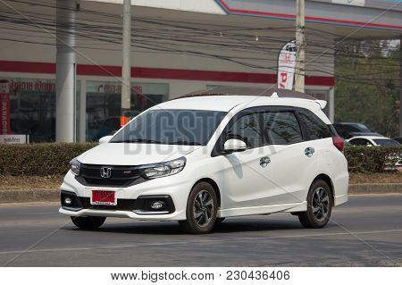Private Honda Mobilio Van.