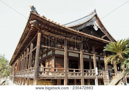 Toyokuni Shrine In Miyajima, Hiroshima, Japan