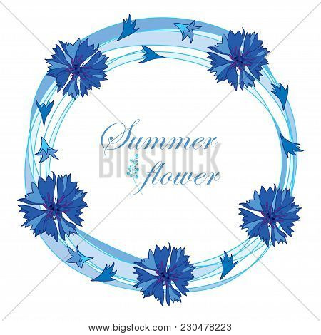 Vector Round Frame Vector & Photo (Free Trial)   Bigstock