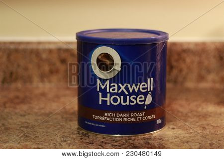 Maxwell House Coffee Is A Leader In The Coffee Industry. They Are A Cheaper Brand And Generally Rega