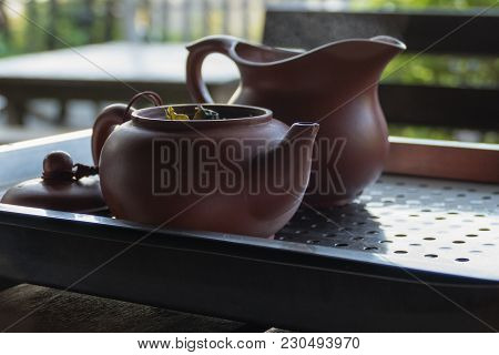 Tea Set For Chinese Tea Ceremony